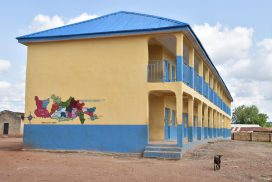 Construction of Chanchaga Primary School by SUBEB