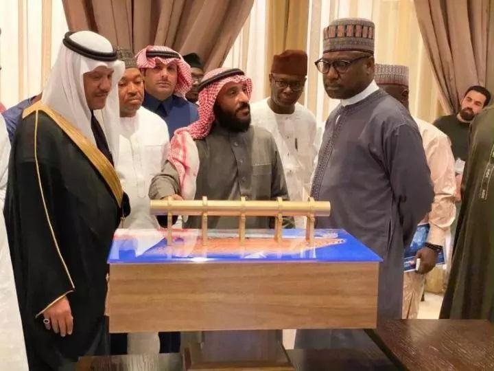 Gov. Sani Bello And Saudi Prince To Establish Niger State Silicon City