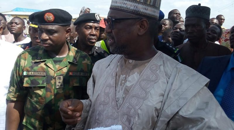 NIGER STATE GOVERNMENT ADVOCATES FRESH, HOLISTIC APPROACH TO END BANDITRY ATTACKS IN THE COUNTRY .