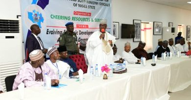 GOVERNOR SANI BELLO TASKS LG CHAIRMEN ON GOOD GOVERNANCE, SERVICE DELIVERY AT THE GRASSROOTS LEVEL