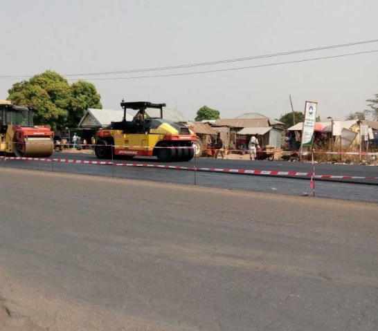 Rehabilitation of SULEJA – MINNA ROAD