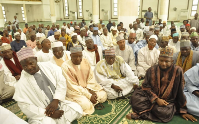 MUSLIM PRAYERS HAVE BEEN HELD IN ALL HEADQUARTERS OF THE EIGHT EMIRATES OF NIGER STATE