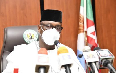 GOVERNOR ABUBAKAR SANI BELLO OF NIGER STATE DIRECTS IMMEDIATE CLOSURE OF BOARDING SCHOOLS IN FOUR LOCAL GOVERNMENT AREAS IN NIGER STATE… PROMISES IMMEDIATE RESCUE OF STUDENTS
