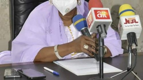 Men are obstacle to women participation in politics – Tasalla Ibrahim
