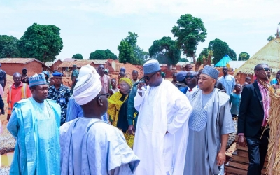 RAFIN GORA RESIDENTS TO BREATH SIGH OF RELIEF SOON, AS NIGER STATE MOVES TO CHECKMATE AGE-LONG ENVIRONMENTAL DEGRADATION