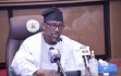 NIGER STATE GOVERNOR AND CHAIRMAN NCSGF ABUBAKAR SANI BELLO FELICITATES WITH FORMER MILITARY HEAD OF STATE, GEN. ABDULSALAMI ABUBAKAR @79