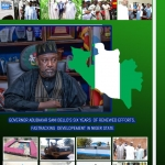GOVERNOR ABUBAKAR SANI BELLO'S JOURNEY SO FAR: REASSURES CTIZENS OF CONTINUOUS GROWTH AND DEVELOPMENT